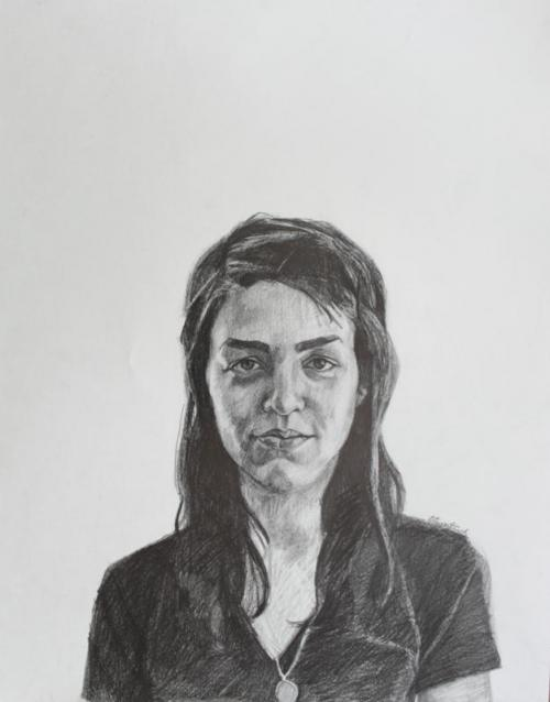 fitz portrait jenny Baltimore Portrait: New Drawings by Erin Fitzpatrick @ UB Tonight