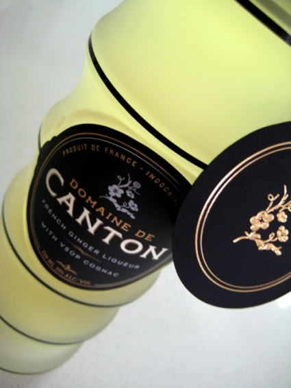 domaine de canton The Cantonese Cookie Cocktail Recipe