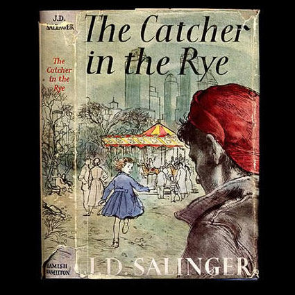 an analysis of the life in the fifties in the catcher in the rye by jd salinger