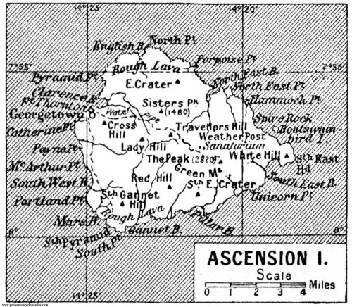 ascension island The Chop Goes to Ascension Island