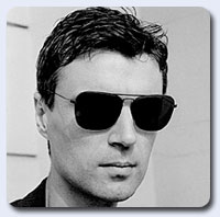 david byrne How to Wear Sunglasses