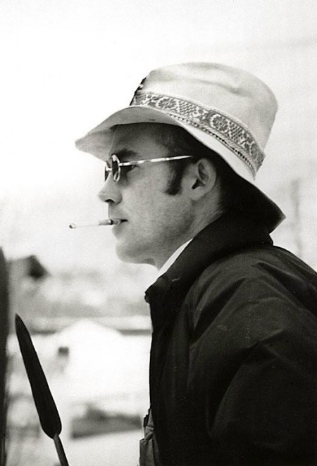 hunter s thompson A Conditional Approval of Straw Hats