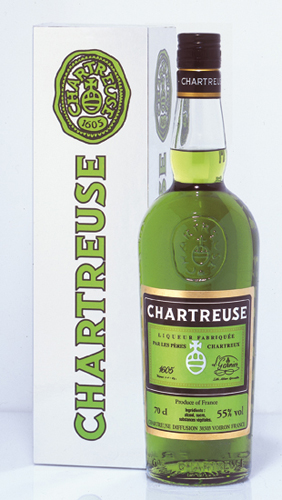 chartreuse The Five Best Bottles of Liquor to Give as a Gift