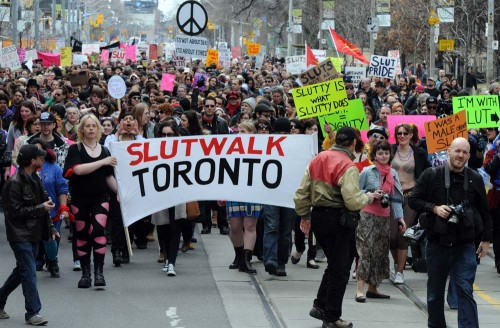 slutwalk toronto It Could Be Worse: Out of Town Fans Invade Camden Yards Part III