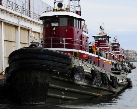 tugboats If The City Shuts Down Food Trucks, Whats The Next Big Trend in Lunch?