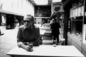 Charles Bukowski: proof of the correlation between daydrinking and greatness.