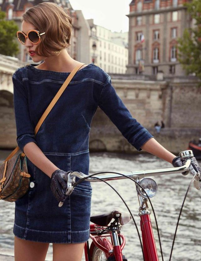 tumblr lxj4gclXxW1qbr8r3 Women on Bicycles