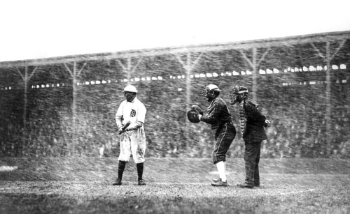 openingday1911 The Long Cold Winter Begins @ Camden Yards Today