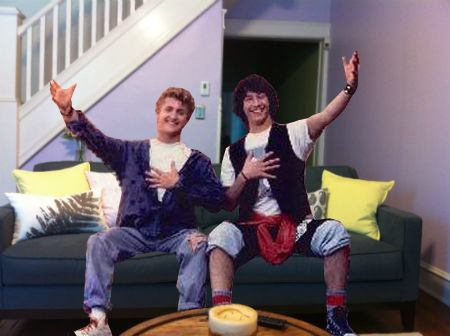 billandted The Couch Chronicles, Volume XV