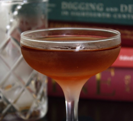 calvados e1339952905959 The Chancery Cocktail Recipe