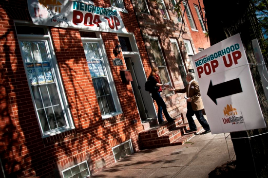 stoop e1342120315760 Neighborhood Pop Ups: Get Ready to Buy Into Baltimore