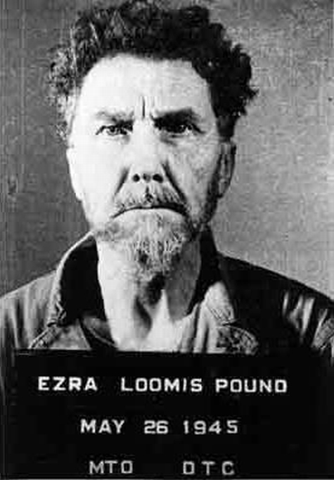 ezra pound mugshot Banned Books Happy Hour @ Pratt Central Library Tonight