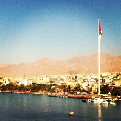 Aqaba, Jordan.