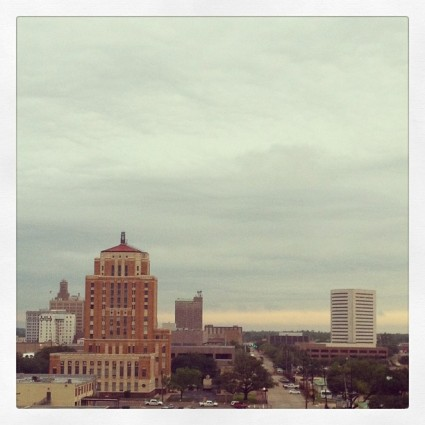 Beaumont, Texas.