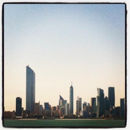 Kuwait City,