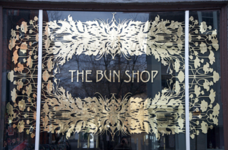the bun shop, mount vernon