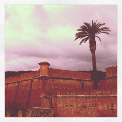 Livorno, Italy.