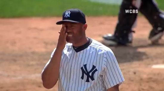 Adam Jones isn't the only thing giving Mariano a headache.