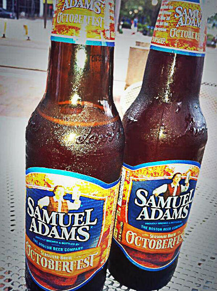 It's way too hot to be drinking Fall beer.