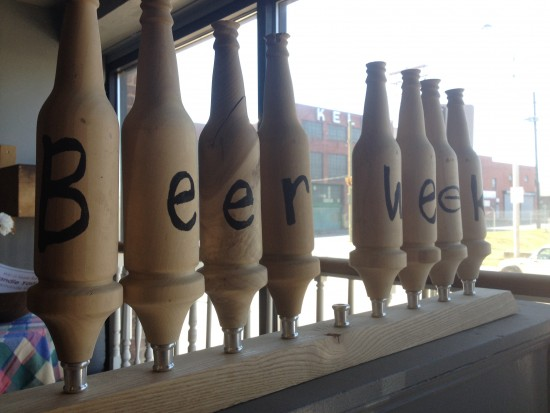Happy Beer Week.