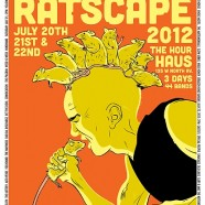 Baltimore Ratscape @ Hour Haus This Weekend