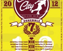 Charm City Roller Girls @ Du Burns Arena Tomorrow