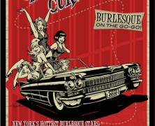 Dangerous Curves Ahead: Burlesque on the Go-Go @ Creative  Alliance Tonight