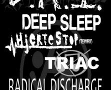 D.R.I, Deep Sleep and More @ Sonar Tonight