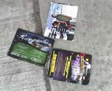 Event Promoters Litter Baltimore Streets… Literally