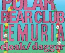 Polar Bear Club, Lemuria +3 More @ Ottobar Tonight