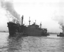 The Chop Aboard the Liberty Ship SS John W Brown