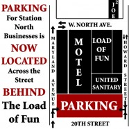 Hipster Parking Lot: Parking Info for Station North and Downtown Clubs