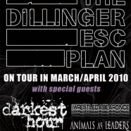 Darkest Hour, Dillinger Escape Plan @ Ottobar Tonight